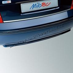 Difuzor zadního nárazníku - ABS černý, Škoda Superb