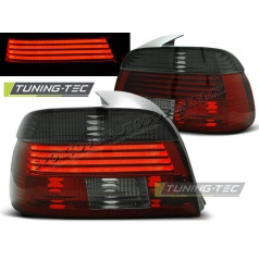 BMW E39 09.2000-06.2003 zadné LED lampy red smoke (LDBM66)