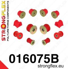 Alfa Romeo 147 StrongFlex sestava silentbloků jen pro přední nápravu 12 ks