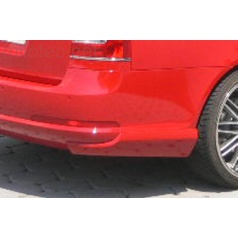 BODY-KIT zadní rozšíření nárazníku, ABS - stříbrný matný, Škoda Octavia II Combi