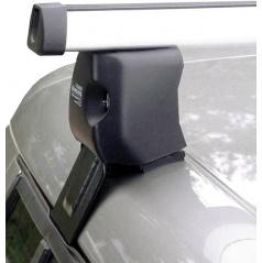 Střešní nosič Rapid uzamykatelný ALU DIH - liftback