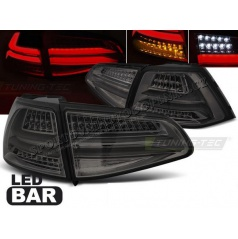 VW Golf 7 2013- zadní lampy smoke LED BAR (LDVWG6)