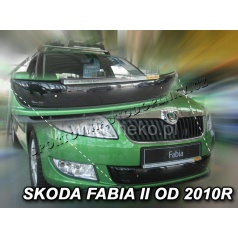 Zimní clona - kryt chladiče Škoda Fabia II 2010 -, (spodní)