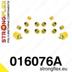 Alfa Romeo 147 StrongFlex Sport sestava silentbloků jen pro zadní nápravu 12 ks