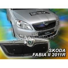 Zimní clona - kryt chladiče Škoda Fabia II 2010 +