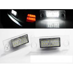 LED osvětlení SPZ - Audi A4 B5 1994-98 / A3 1997-00 (PRAU04)