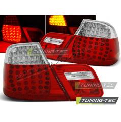 BMW E46 04.1999-03.2003 Coupe zadní lampy red white LED (LDBM69)