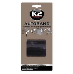 K2 AUTOBAND - páska na opravu tlakových hadíc 5 x 300 cm