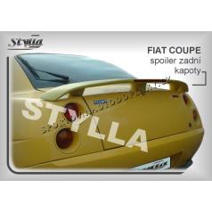FIAT COUPE  (96-00) spoiler zad.  kapoty (EU homologace)