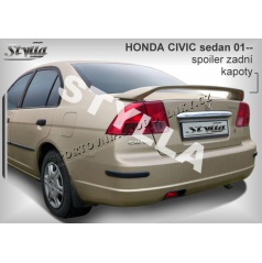 HONDA CIVIC SEDAN (01+) spoiler zad. kapoty