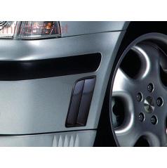 Boční výdechy předního nárazníku, ABS-karbon, Škoda Octavia