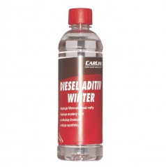Zimní přísada do nafty Carline 500 ml (zamrznutí paliva)