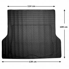 Univerzální velká gumová vana do kufru 199x109 cm