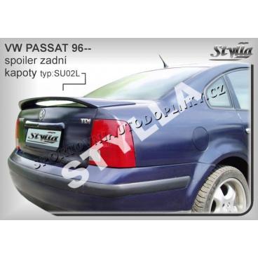 VOLKSWAGEN PASSAT B5 SEDAN (96-00) spoiler zad. kapoty (EU homologace)