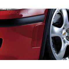 Boční výdechy předního nárazníku, ABS-černý, Škoda Octavia Facelift
