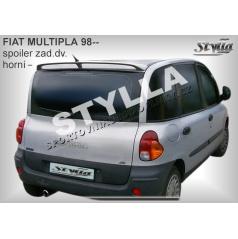 FIAT MULTIPLA (98+) spoiler zad. dveří horní
