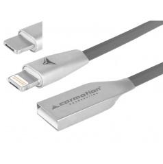 Nabíjecí i datový kabel s konektorem Micro USB II 120 cm