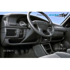 Škoda Felicia - odkládací schránka levá - šedý desén