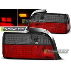 BMW E36 12.1990-08.1999 COUPE ZADNÍ LED LAMPY RED SMOKE (LDBM37)