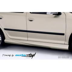 Škoda Octavia II Nástavky prahů