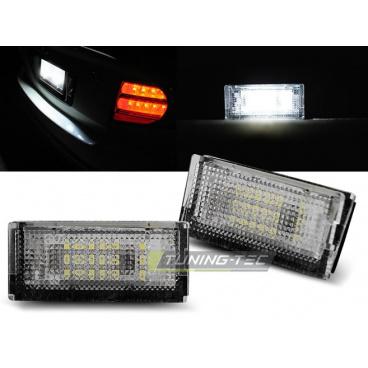LED osvětlení SPZ - BMW E46 (PRBM01)