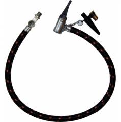 Náhradní hadička k hustilce nožní (s manometrem)