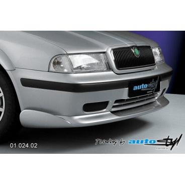 Spoiler pod přední nárazník, Škoda Octavia