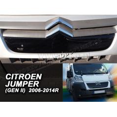 Citroen Jumper, 2006-2014 - zimní clona - kryt chladiče