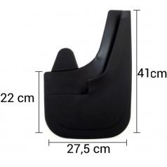Přesné tvarované zástěrky Elegant 4 větší velikost 2 ks