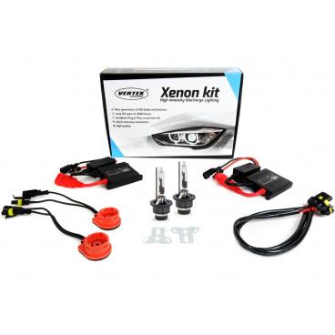 Xenon přestavbová sada D2S 6000K SLIM (menší startéry)