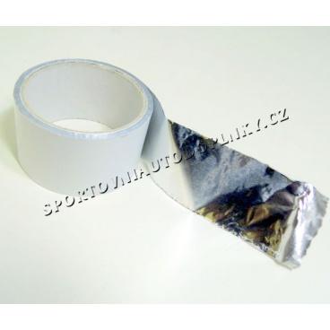 Hliníková páska s podlepením 5cm/10 m