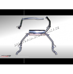 Kompletní výfuk Milltek Sport Honda Civic Type-R 2.0i VTEC FN2 (07-).