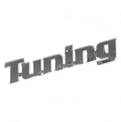 Znak TUNING PLASTIC samolepící