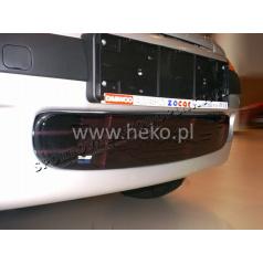 Daewoo Matiz, 1998- , zimní clona - kryt chladiče