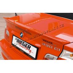 BMW E46 (řada 3) Lišta na kufr pro Coupe (P 00050219)