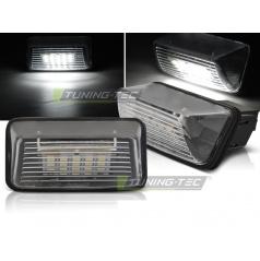 LED osvětlení SPZ - Peugeot, Citroen (PRPE01)