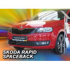Zimní clona - kryt chladiče Škoda Rapid Spaceback / liftback 2012+