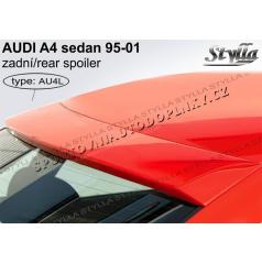 AUDI A4 sedan -02 prodloužení střechy (EU homologace)