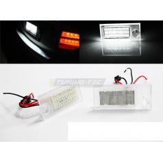 LED osvětlení SPZ - Audi A6 C5 1997-04 sedan (PRAU05)