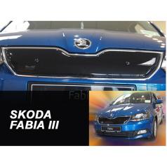 Horní zimní clona - kryt chladiče Škoda Fabia III 2015+