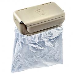 Originální odpadkový koš ŠKODA béžový