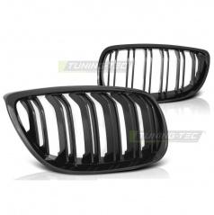 BMW E92/E93 2007-10 C/C lesklá černá maska Double Bar M-Look (GRBM94)