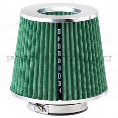 Sportovní vzduchový filtr RACE SPORT zelený