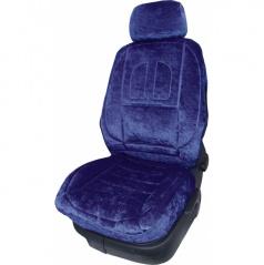 Autopotahy Profil-Škoda Octavia I-dělená zadní sedačka-modré
