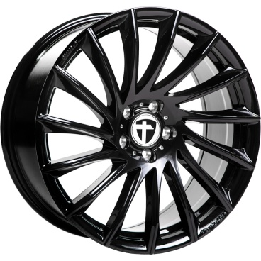 Alu kolo Tomason TN16 black 8,5x19 5x112 ET45