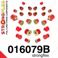 Alfa Romeo 147 StrongFlex kompletní sestava silentbloků 24 ks
