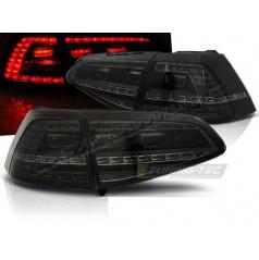 VW Golf 7 2013- zadní lampy smoke LED GTI Look (LDVWF0)
