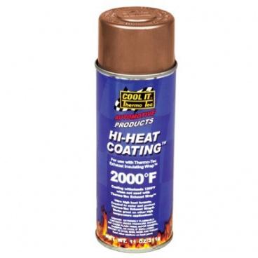 Thermoizolační spray Thermo-Tec (měděný) 330 ml