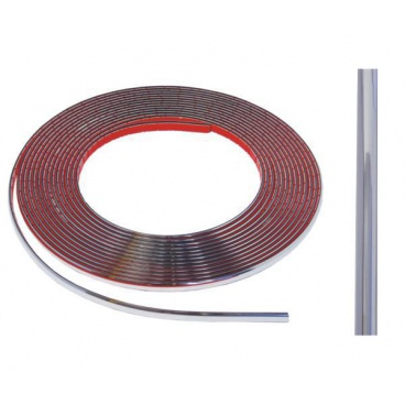 Lišta samolepící gumová 8m x 6mm