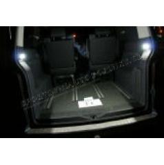 VW T5 / T5 Facelift - MEGA POWER LED osvětlení kufru (kompl.světla) - KI-R